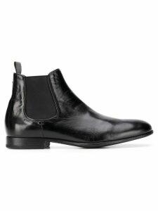 Pantanetti elasticated side panel boots - Black