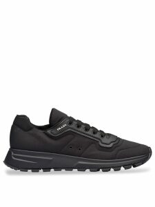 Prada Gabardine fabric sneakers - Black