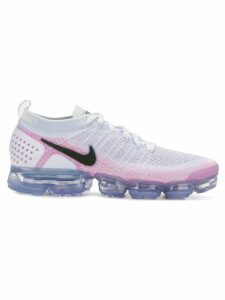Nike Air VaporMax Flyknit Running 2 'Pink Beam' sneakers - White