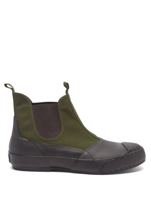 Christian Louboutin - Hubertus Leather Derby Shoes - Mens - Brown