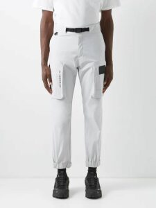 Gucci - Lace Up Leather Boots - Mens - Black