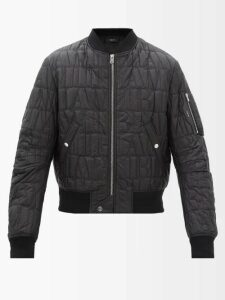 Blackbarrett By Neil Barrett - Technical Track Pants - Mens - Black