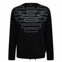 Emporio Armani Large Eagle Sweatshirt