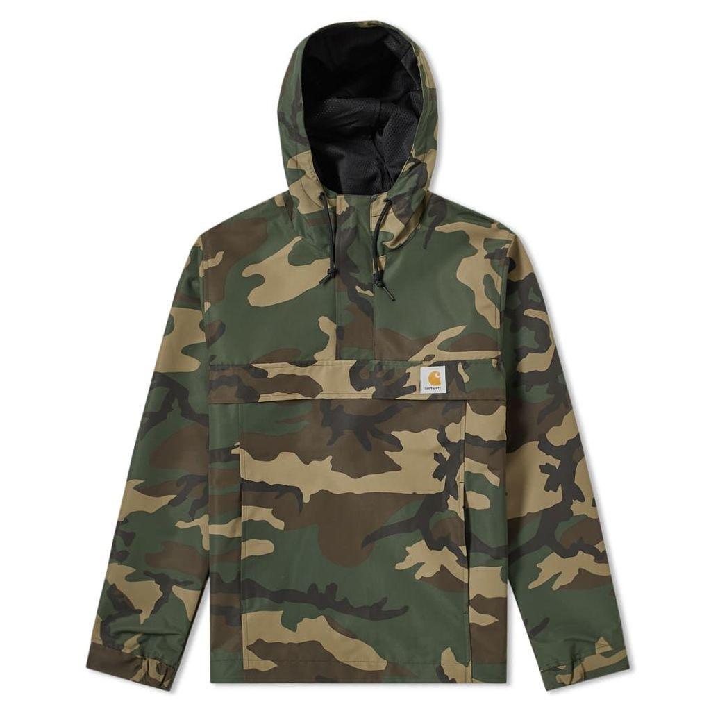 Carhartt Nimbus Pullover Jacket Camo Laurel