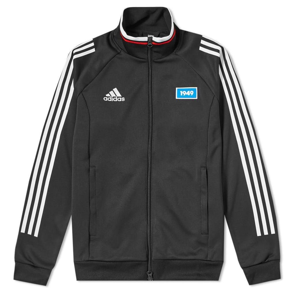 Adidas Consortium Football 70A Track Jacket Black