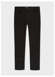 Men's Skinny-Fit 'Black Stretch' Denim Jeans