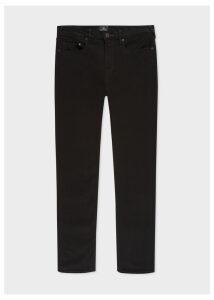 Men's Skinny-Fit 'Black Stretch' Denim Jeans