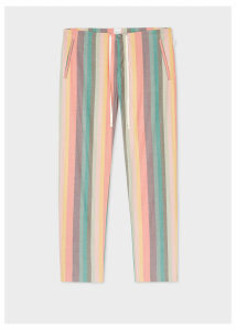 Men's 'Artist Stripe' Pyjama Bottoms