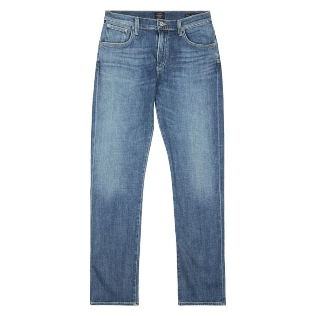 Citizens Of Humanity Gage Perform Straight-leg Jeans