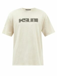By Walid - Morton Raw Silk Trousers - Mens - Indigo