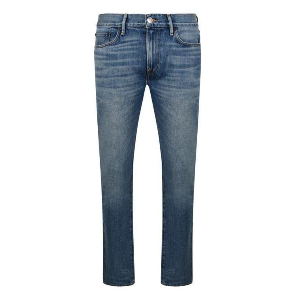 Burberry Slim Denim Jeans