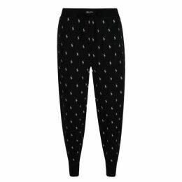 Polo Ralph Lauren Bodywear All Over Print Pyjama Bottoms