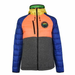 Polo Ralph Lauren Multi Down Fleece Jacket