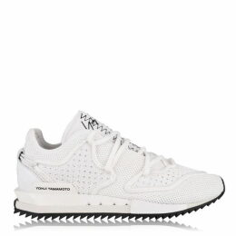 Y3 Harigane Knit Mesh Trainers