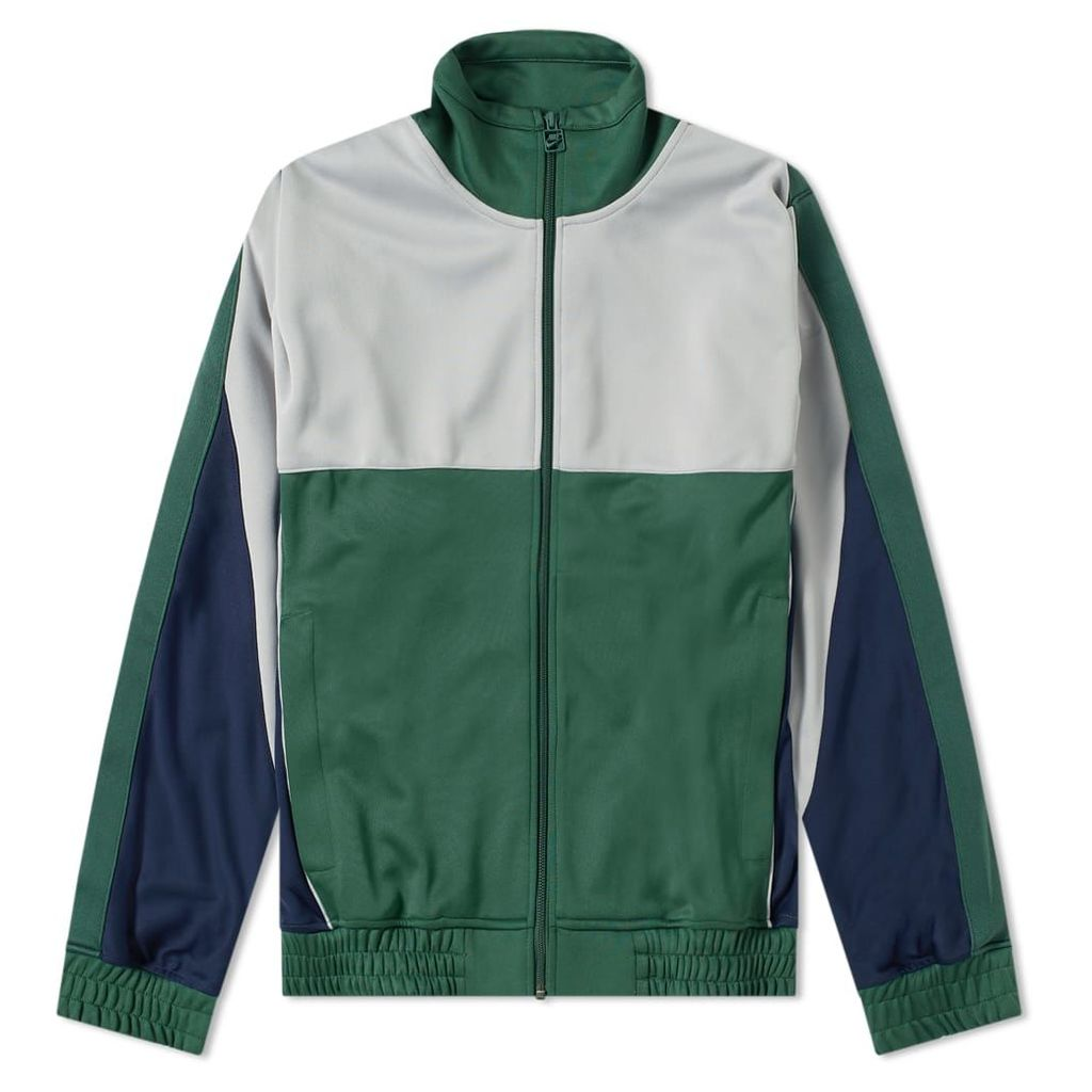 Nike x Martine Rose K Track Jacket Fir, Atmoshphere Grey & Blue