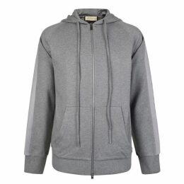 Prevu Zip Hooded Sweatshirt