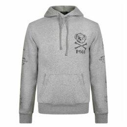 Polo Ralph Lauren Bear Hooded Sweatshirt
