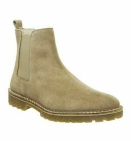 Office Impala Chelsea Boot BEIGE SUEDE