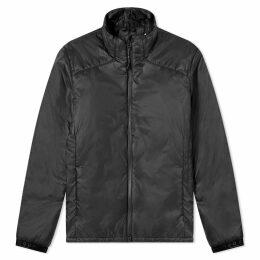 Barbour International Pathside Quilted Jacket Black