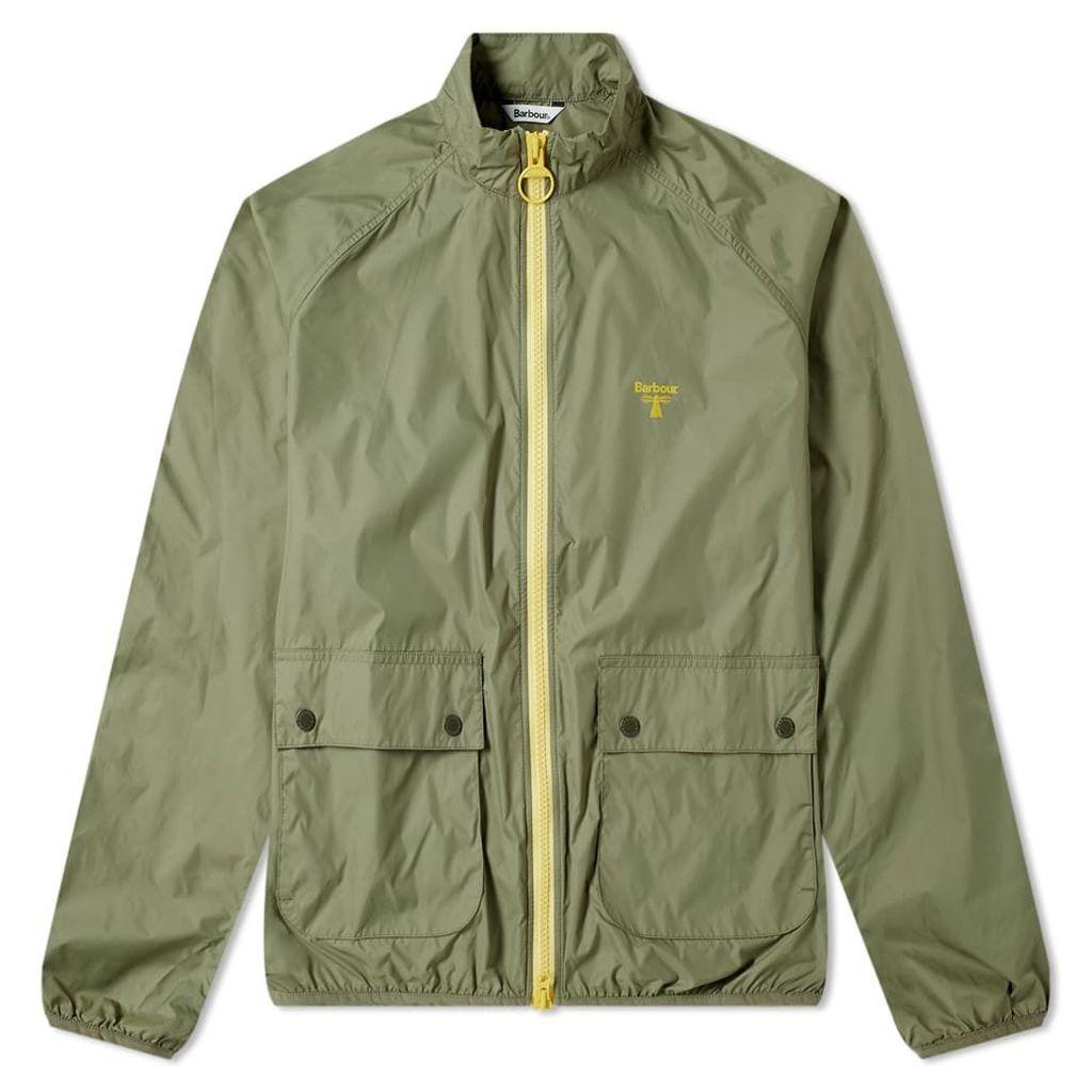 Barbour Principle Jacket Light Moss