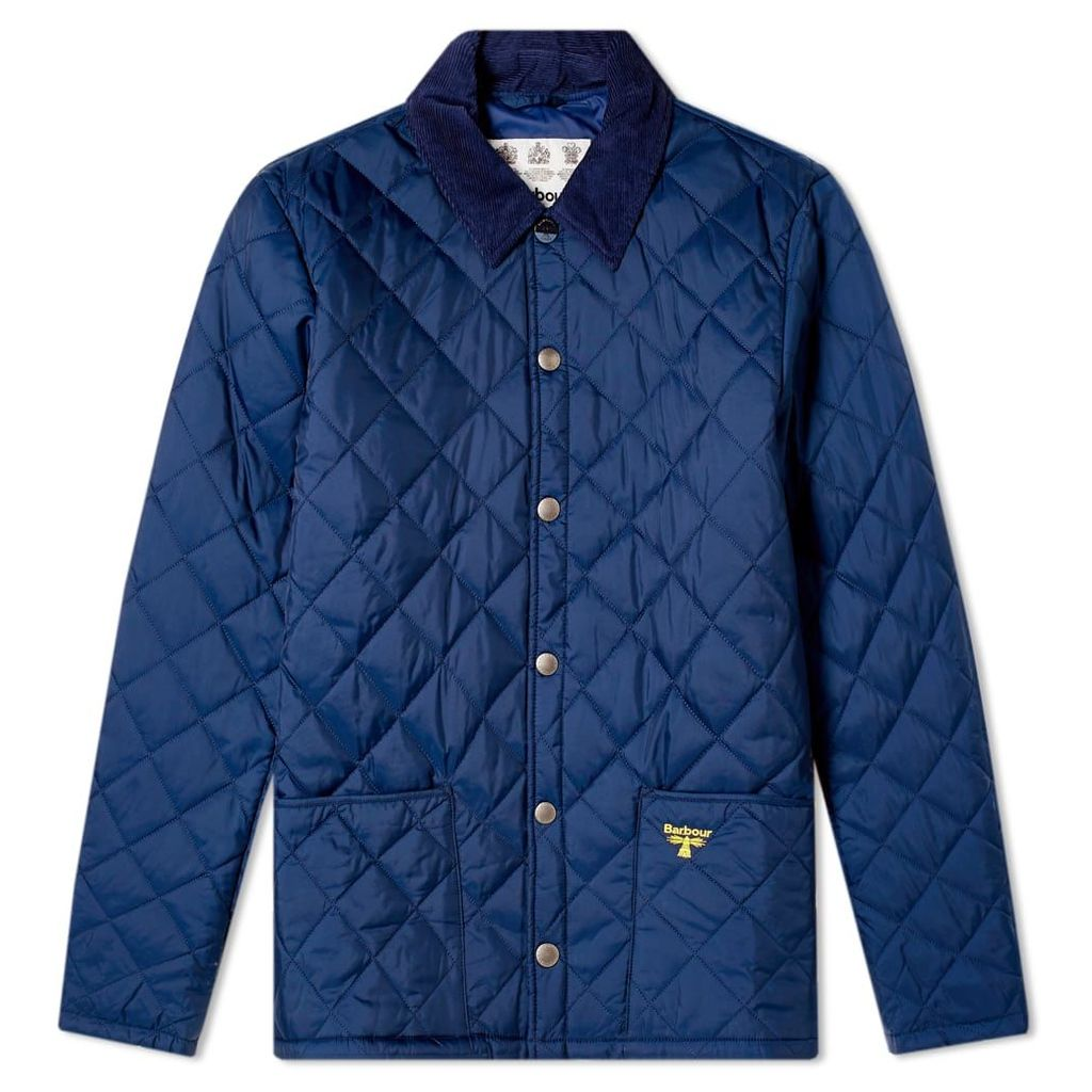 Barbour Starling Quilted Jacket Atlantic Blue