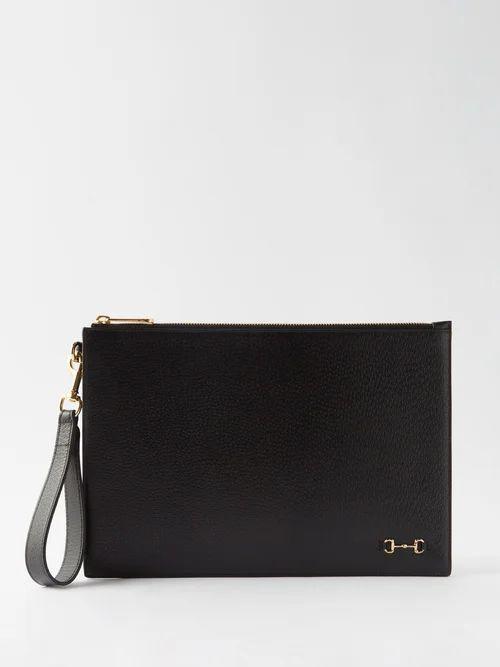 Marcelo Burlon - La Lakers Side Stripe Track Pants - Mens - Black Purple