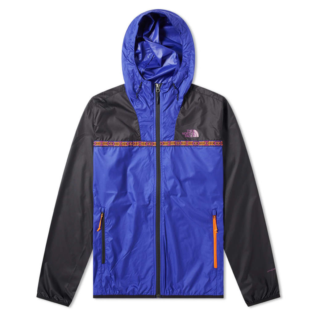 The North Face Novelty Cyclone 2.0 Jacket Aztec Blue & Black