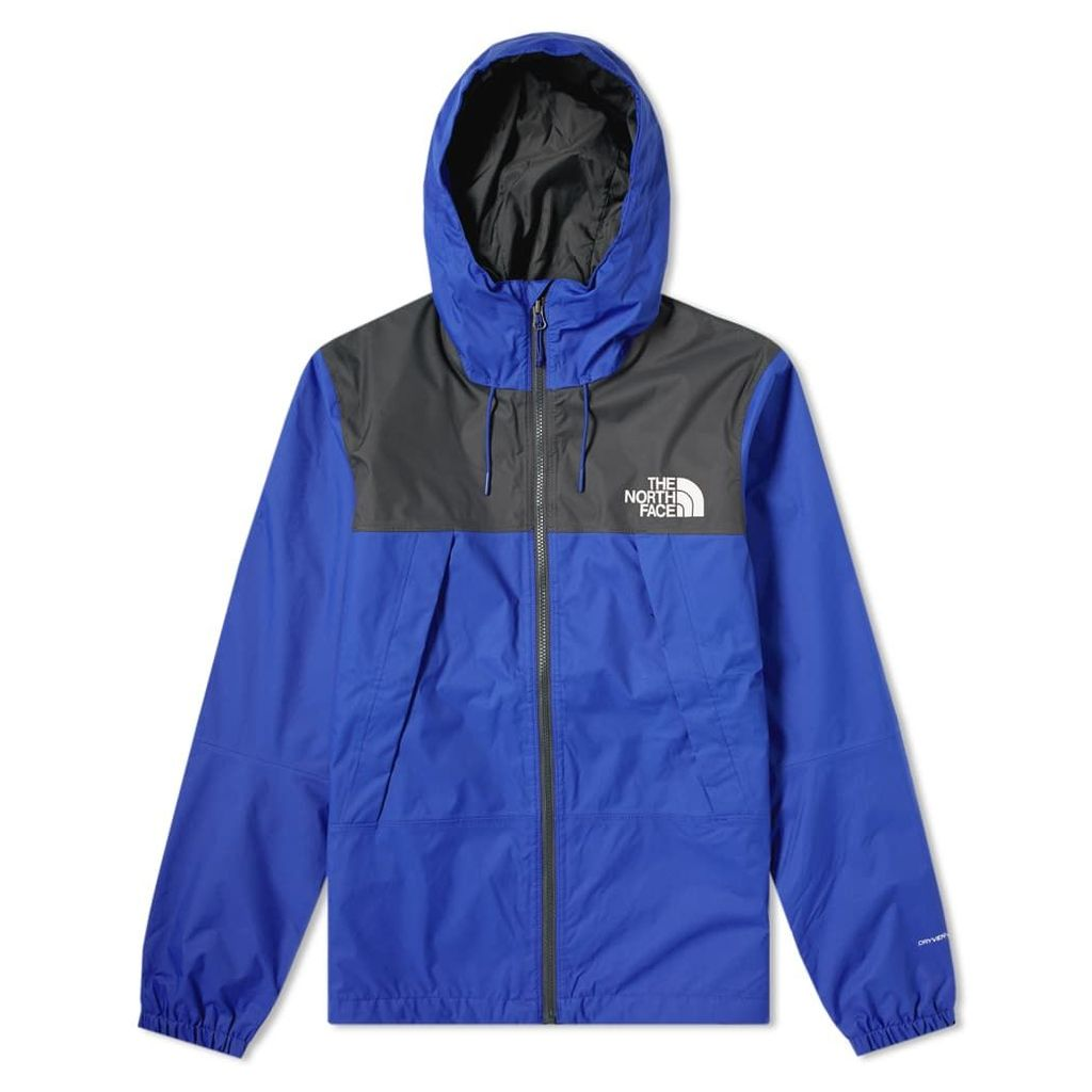 The North Face 1990 Mountain Q Jacket Lapis Blue