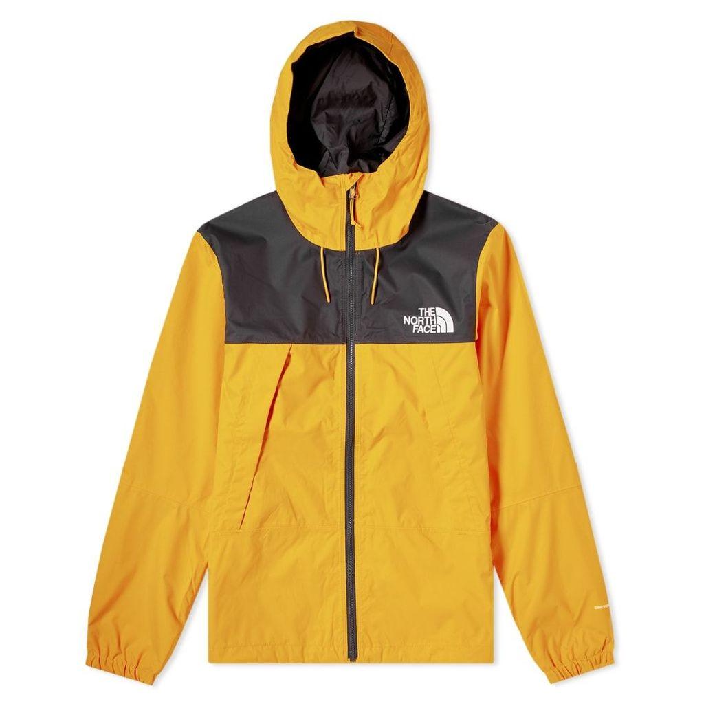 The North Face 1990 Mountain Q Jacket Zinnia Orange