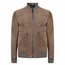 Belstaff Winswell Suede Jacket