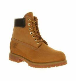 Timberland 6 In Buck boots WHEAT NUBUCK,Tan Brown,Natural,Black