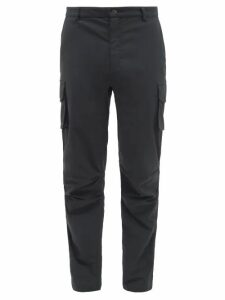 Givenchy - Washed Straight Leg Jeans - Mens - Grey