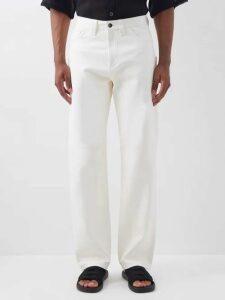 Eckhaus Latta - X Come Tees Cotton Sweatshirt - Mens - Grey