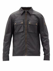Jil Sander - V Neck Wool Sweater - Mens - Light Beige
