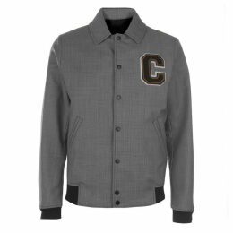 Calvin Klein Pow Varsity Jacket