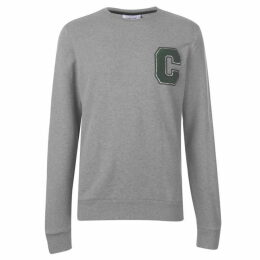Calvin Klein C Badge Sweatshirt