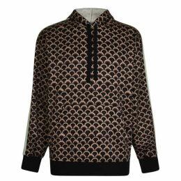 Valentino Scale Hooded Sweatshirt