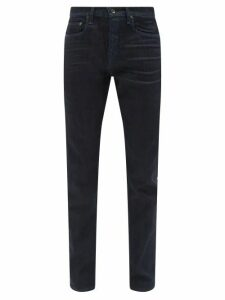 Amiri - Stack Skinny Fit Jeans - Mens - Black
