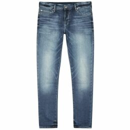 True Religion Tony Blue Skinny Jeans