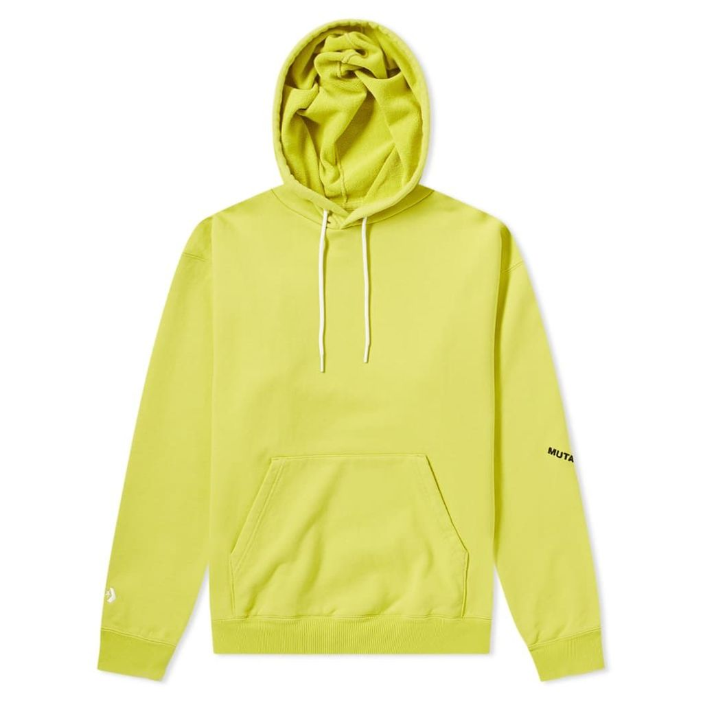Converse x PAM Hoody Green & Yellow