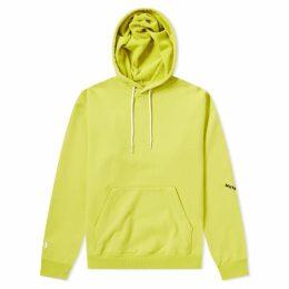 Converse x PAM Hoody Green & Yellow