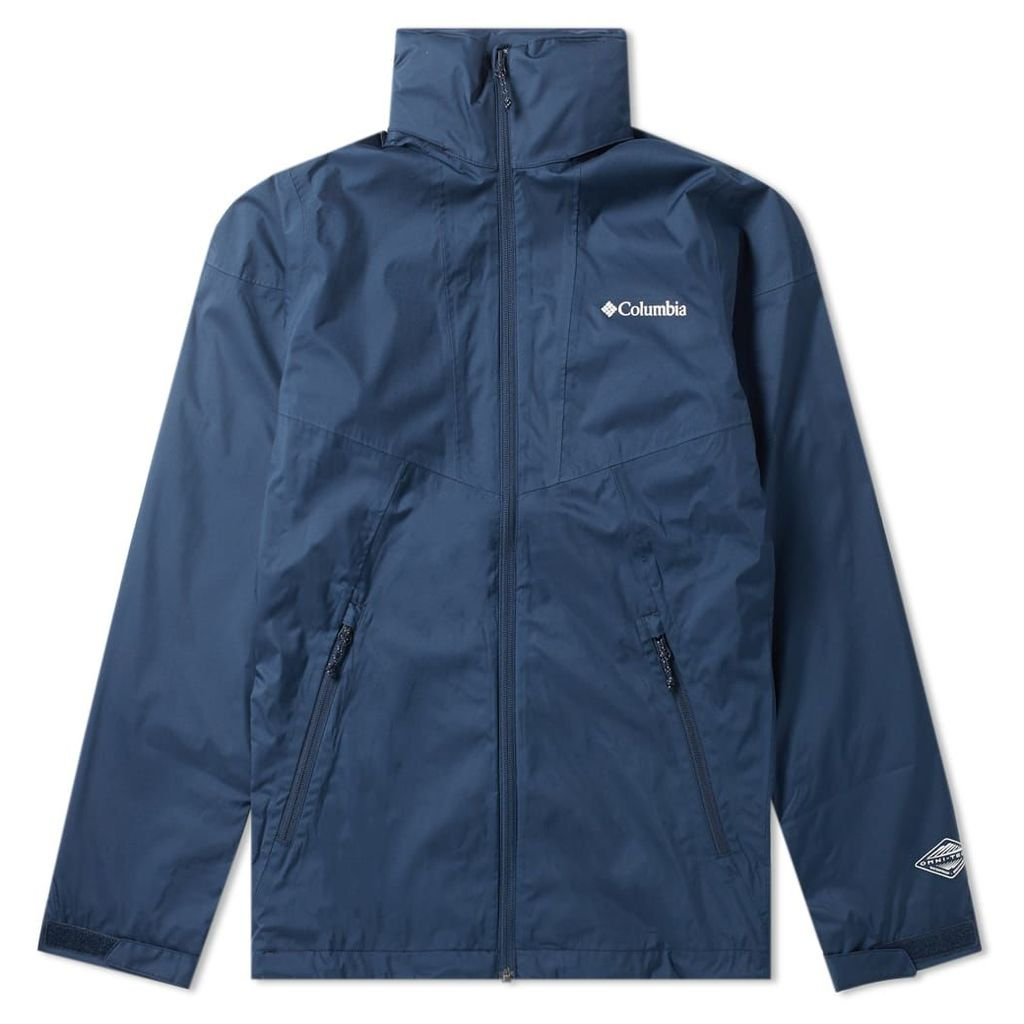 Columbia Inner Limits Jacket Collegiate Navy