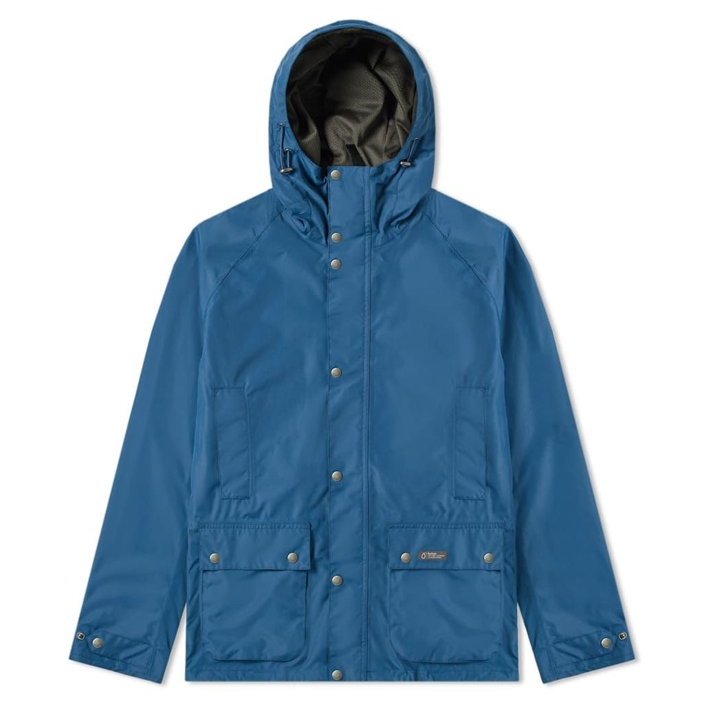 Barbour Camber Jacket Peacock Blue