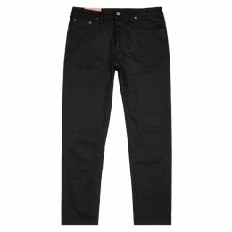 Acne Studios River Stay Cropped Slim-leg Jeans