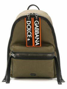 Dolce & Gabbana Vulcano backpack - Green