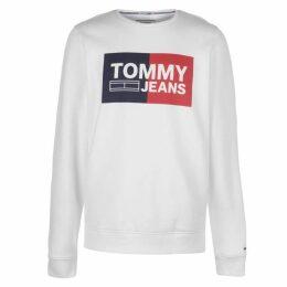 Tommy Jeans Essential Block Logo Sweatshirt