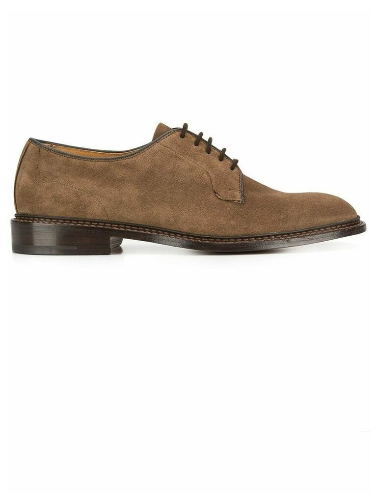 Trickers Derby shoes - Brown