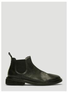 Marsèll Pomicione Beatle Boots in Black size EU - 45