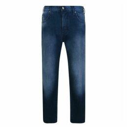Emporio Armani J45 Faded Jeans