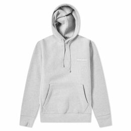 Know Wave Up By Three Hoody Heather Grey
